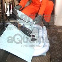kits de mitigação de vazamentos de óleo e produtos químicos