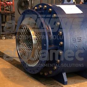Válvula de fluxo anular Afmax é instalada em concessionária de água e esgoto