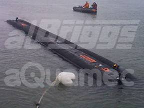 Tanque de emergencia flutuante Flexible Floating Storage Tank