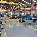 Fábrica aQuamec em Itu (SP)