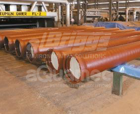 Tubo dúctil de ferro