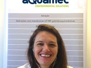aQuamec participa do webinar da ABTCP sobre desidratação de lodo