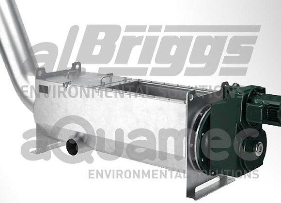 Tratamento Preliminar | Parafuso Lavador Compactador - Wash Press | LT