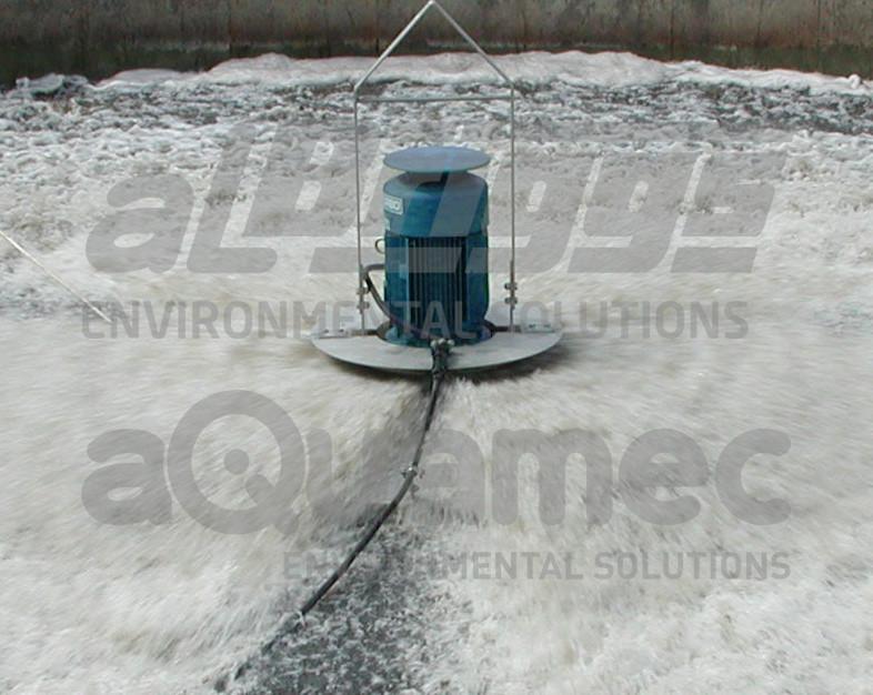 Aerador Mecânico Superficial Flutuante AER-AS