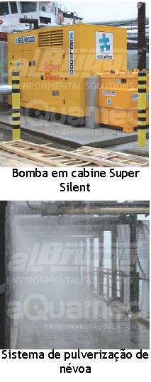 Bomba para combate a incêndio