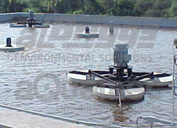 Aeração | Aerador Superficial Flutuante Aqua-Jet | LT