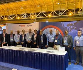 aLBriggs e aQuamec presentes na feira internacional Clean Gulf
