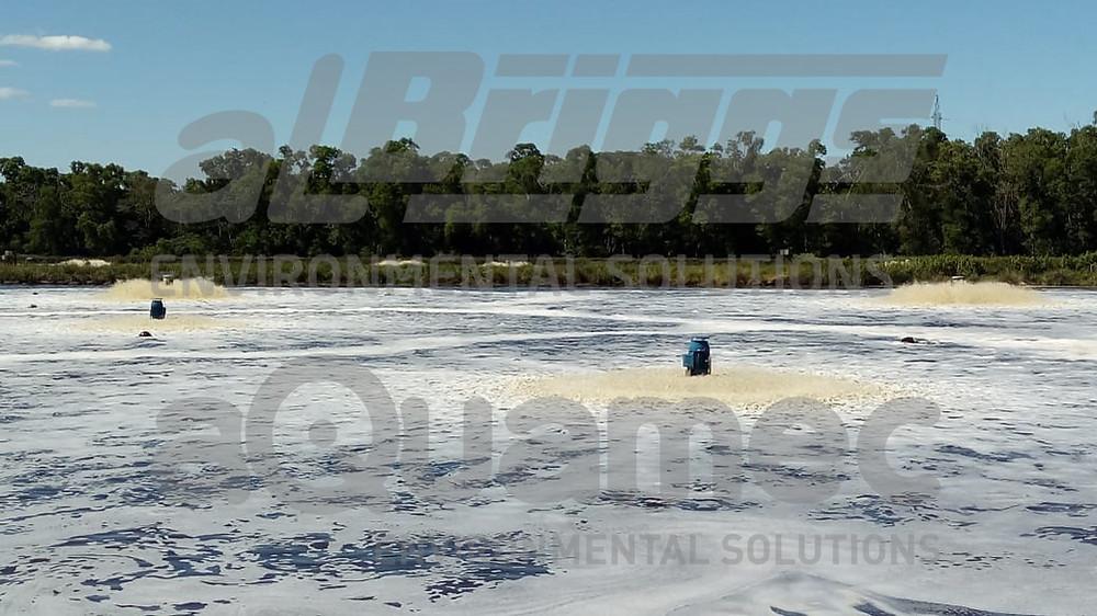 Lagoa de Aeração