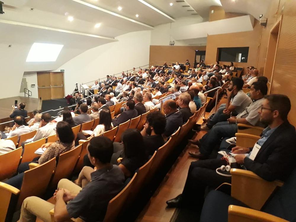 Público do Momento de Tecnologia AESabesp
