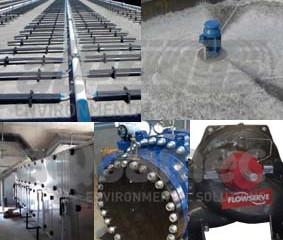 Aumento de eficiência energética no tratamento de água e efluentes