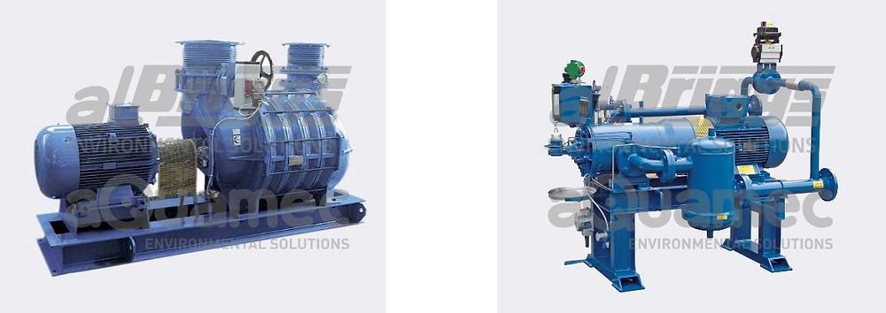 Compressores e ventiladores