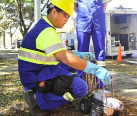 Por eficiência, saneamento se rende à tecnologia