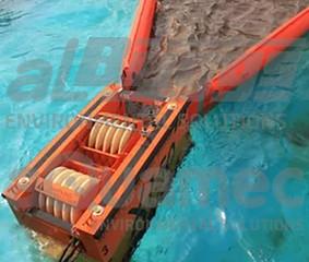 Sistemas autônomos de contenção e recolhimento de óleo