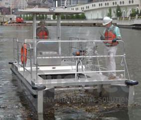 Novo conceito de embarcação mitiga poluição aquaviária