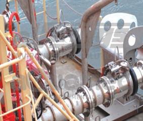 Segurança na transferência de líquidos perigosos