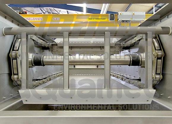 Tratamento Preliminar   Grades de Barras Mecanizadas de Correntes Multi Rake  LT