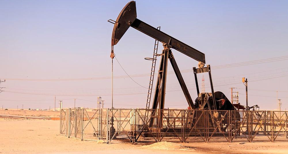 Exploração de petróleo onshore