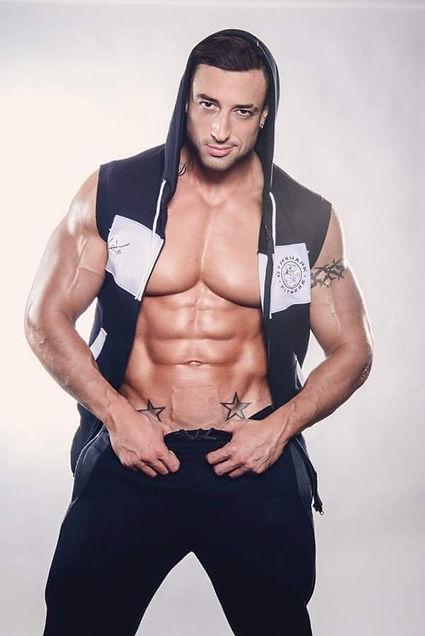 Stripteaseur Valenciennes Tiago