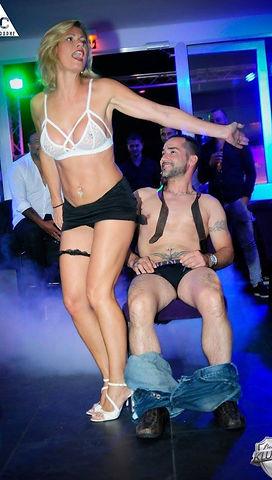 Stripteaseuse Le Cannet Mathilde