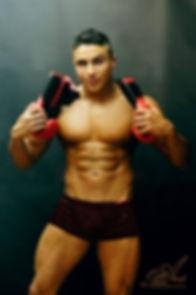 Stripteaseur Dijon Aaron
