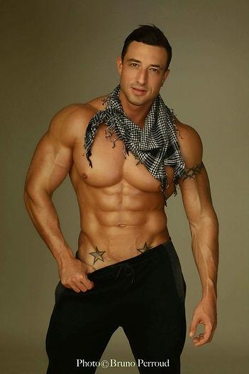 Stripteaseur Lille Tiago