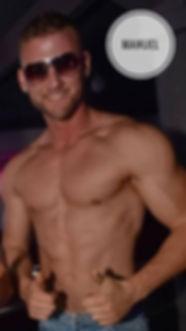 Stripteaseur Calais Manuel