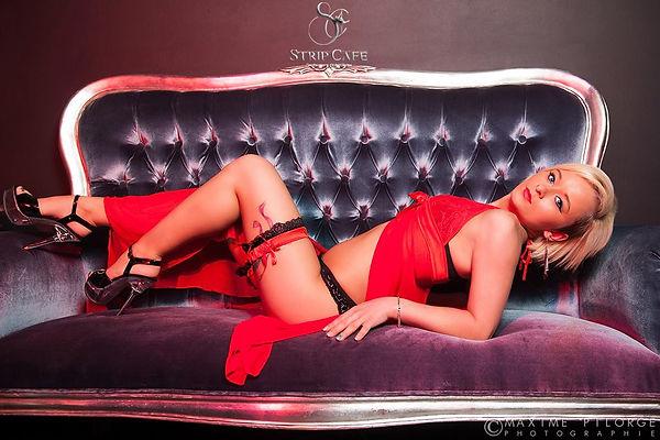 Stripteaseuse Lyon Shaana