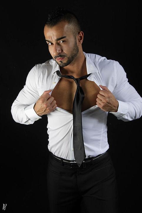 Stripteaseur Thonon-les-Bains Tyan