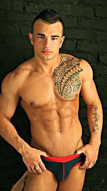Stripteaseur Lens Anthony