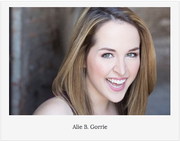 Headshot of Producer Alie B. Gorrie