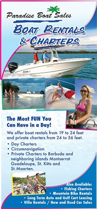 speed boat rentals jolly harbour