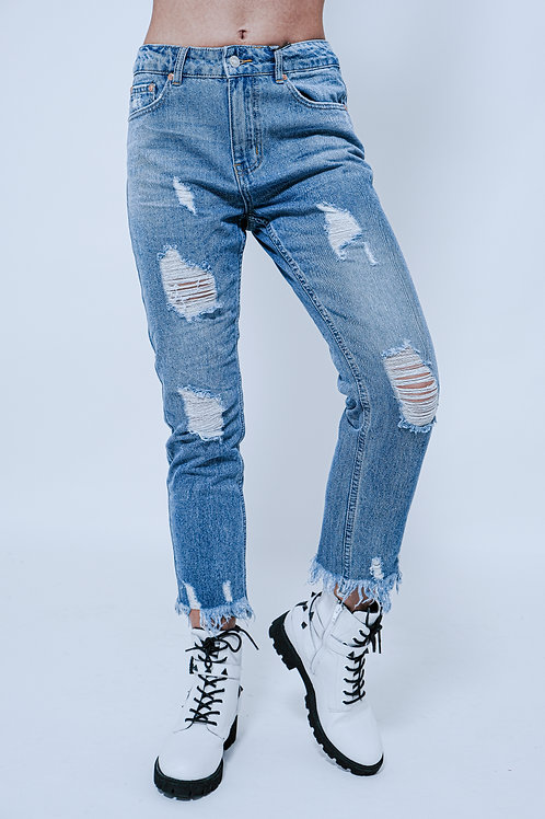 ג'ינס JOY / ANTIGO /
