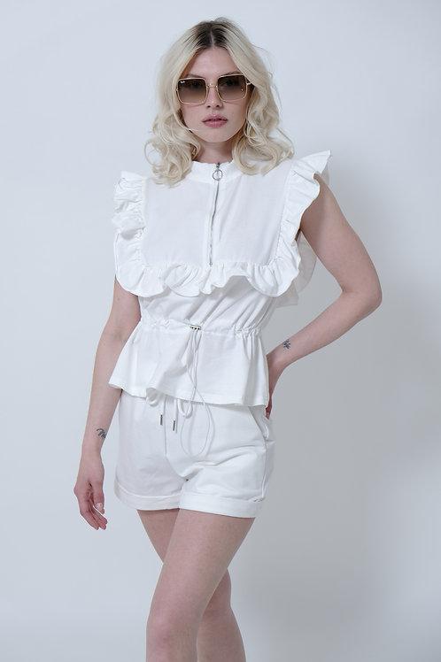 חליפה WHITE