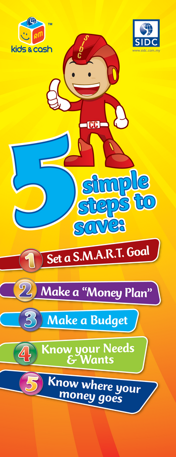 KnC Bunting - 5 steps to save