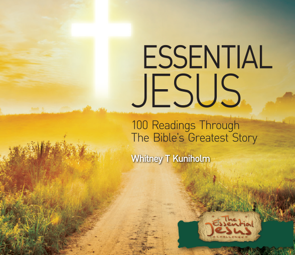 Essential Jesus (front cover)