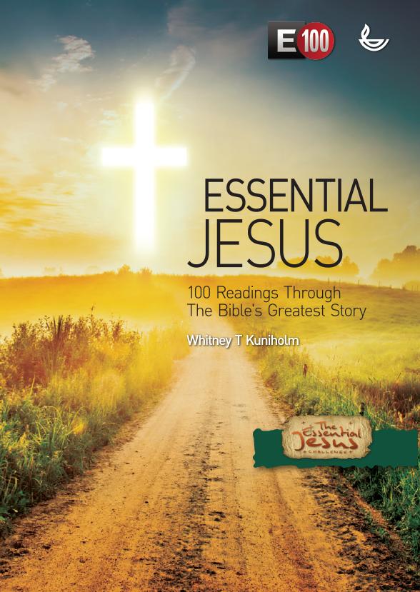 Essential Jesus (front cover)