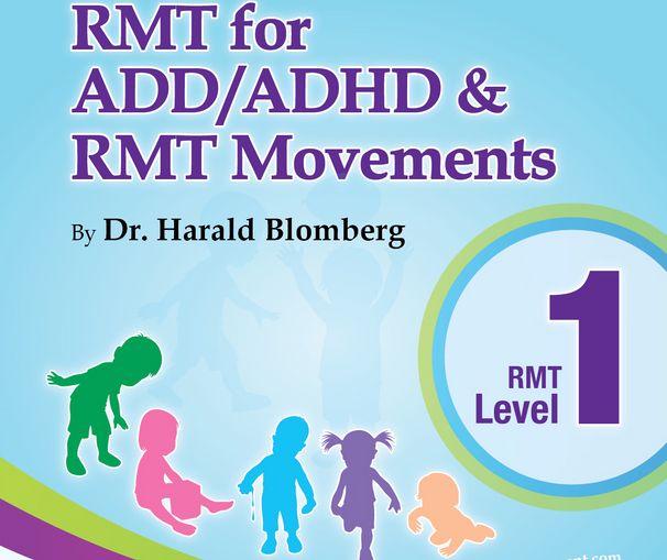 Rhythmic Movement Training (RMT): Level 1 (front cover)