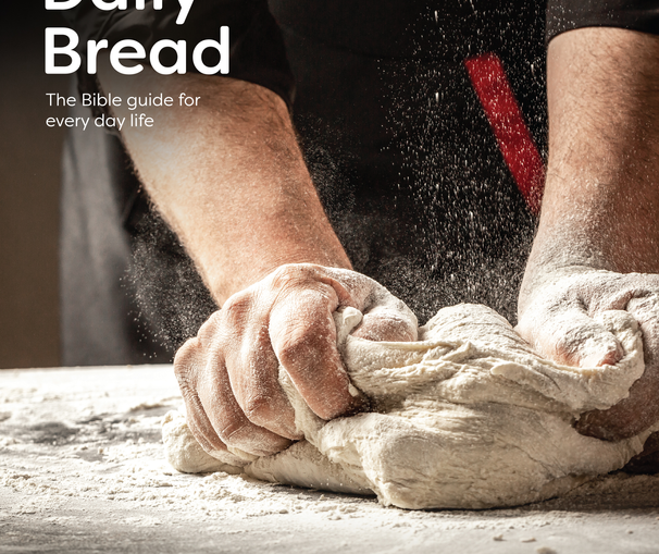 Daily Bread JM21 (front cover)