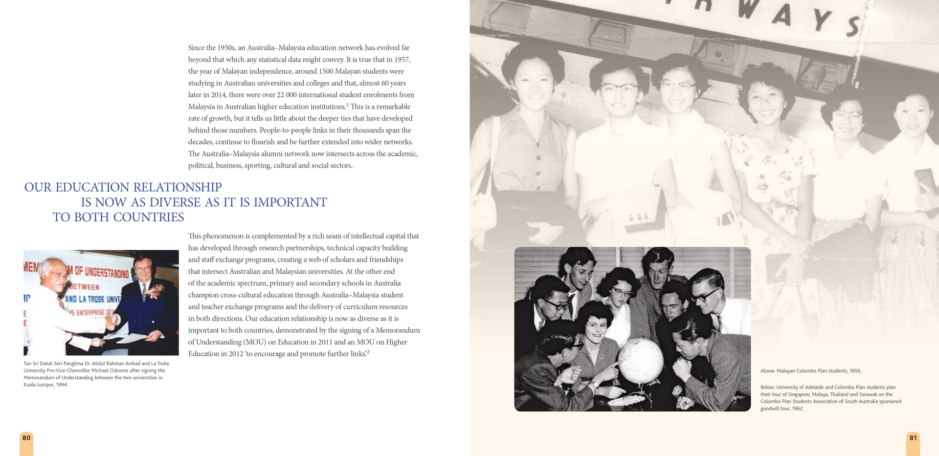 60 Years Australia in Malaysia (page 3)