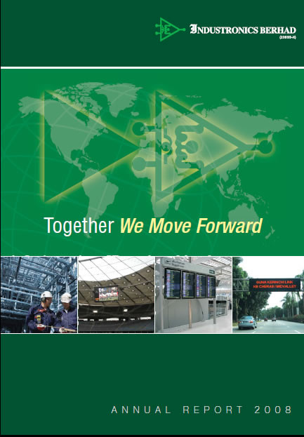 Annual Report: Togther We Move Forward