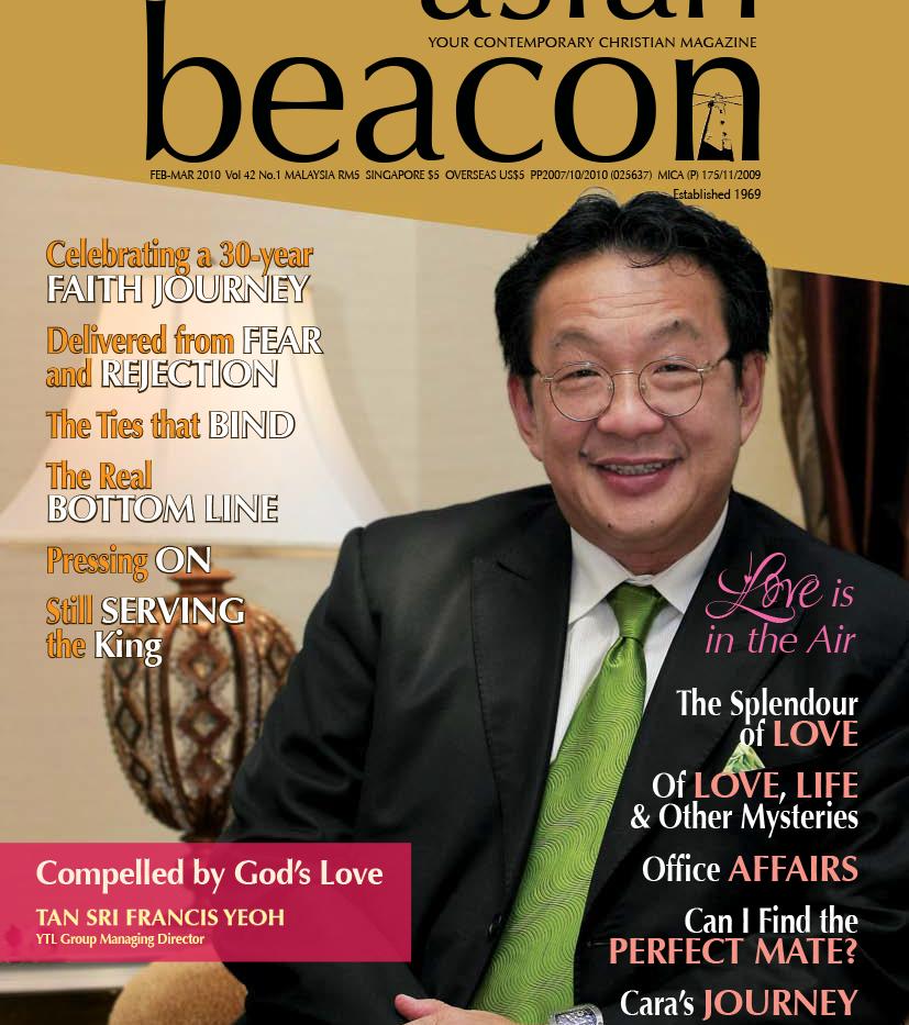 Asian Beacon (front cover vol 42)