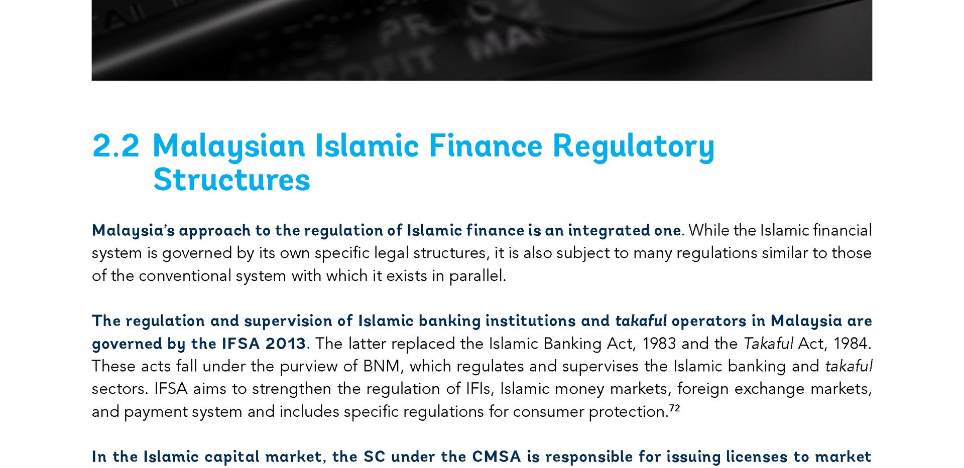 World Bank: Islamic Finance & Financial Inclusiveness (Inside Sample 1)