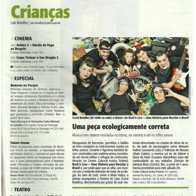 Veja magazine