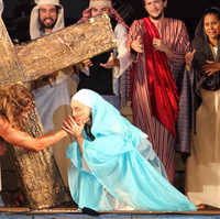 Mary in Passion of Christ