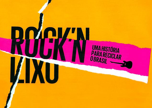 Logo Rock'n Lixo laranja.png