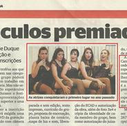 O Globo Extra newspaper