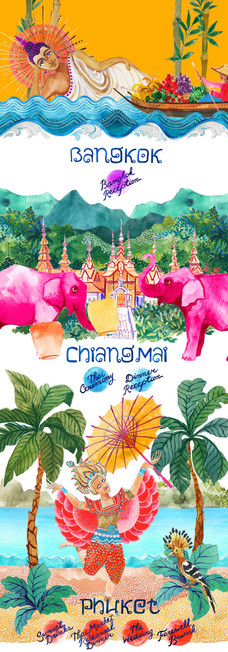 Thailand Couture Itinerary