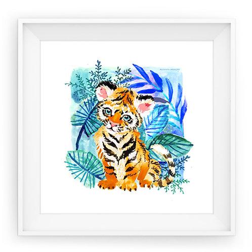 TIGER | fine art print