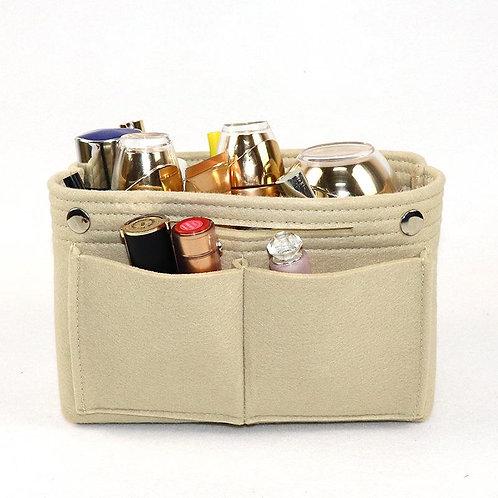 Handbag Organiser Beige