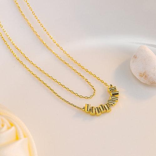 Pillar Necklace
